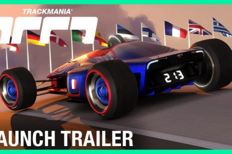 Trackmania Now Available
