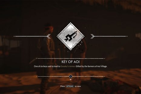 Where To Find Gosaku's Armor Keys In Ghost Of Tsushima