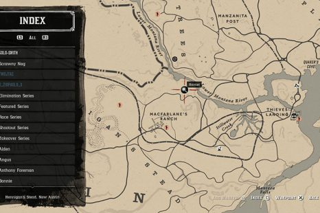 Where To Find Harriet In Red Dead Online