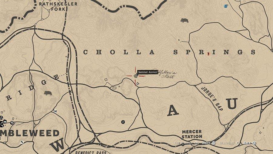 Where To Find Legendary Elk (Ozula)