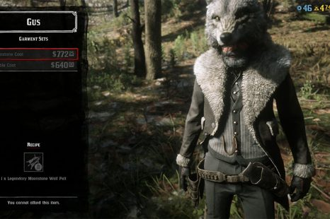 Where To Find The Moonfang Wolf in Red Dead Online