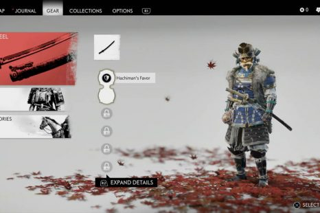 Where To Find Your DLC Items In Ghost Of Tsushima