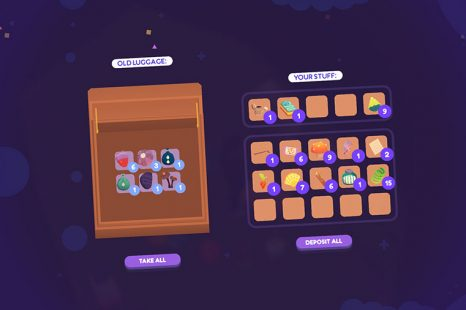 Where To Store Items In Ooblets