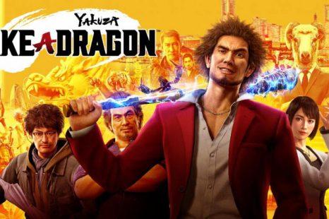 Yakuza: Like a Dragon Gets New Trailer