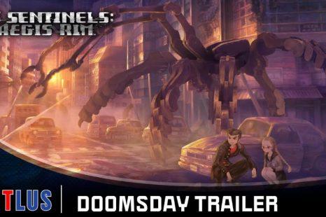 13 Sentinels: Aegis Rim Doomsday Trailer Released