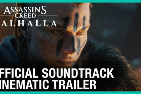 Assassin's Creed Valhalla Gets Official Soundtrack Cinematic Trailer