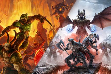 DOOM Eternal and The Elder Scrolls Online Coming to Next Gen Consoles