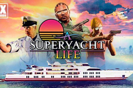 Galaxy Superyacht Week in GTA Online This Week