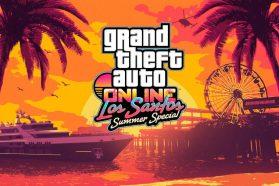 Los Santos Summer Special Now Available in GTA Online