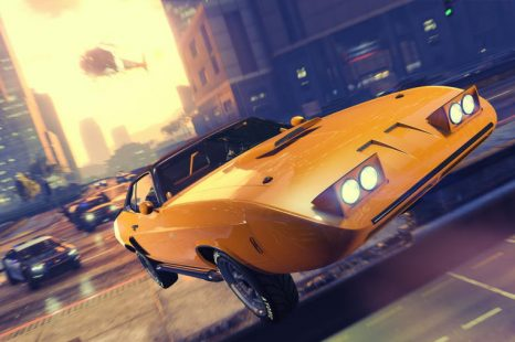 New GTA Online Update Coming August 11