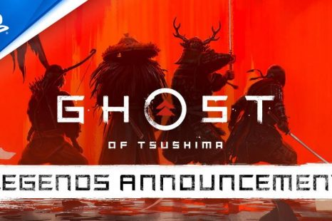Ghost of Tsushima: Legends Announced