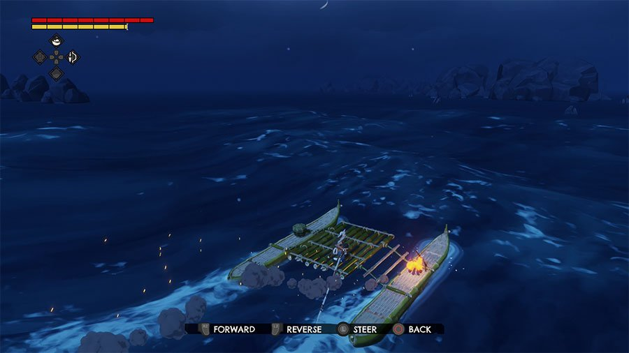 How To Upgrade & Build A Bamboo Boat In Windbound