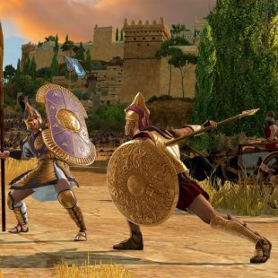 How To Calm Achilles With Gifts In A Total War Saga Troy