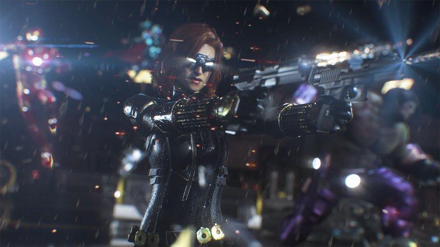 How To Unlock Black Widow In Marvel's Avengers