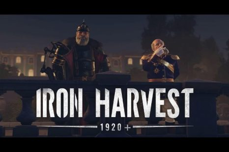 Iron Harvest Gets New Story Trailer