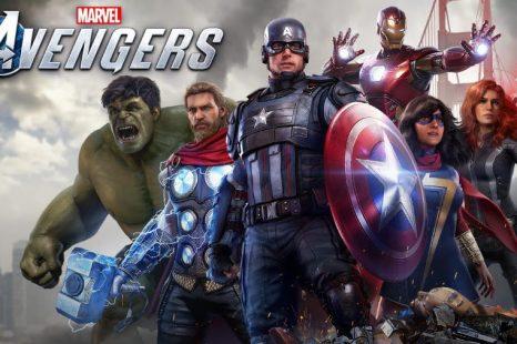 Marvel's Avengers Gets Launch Trailer