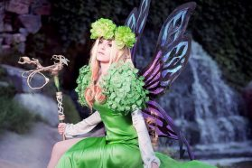 Cosplay Wednesday – Odin Sphere's Queen Elfaria