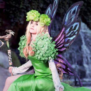Cosplay Wednesday – Odin Sphere's Queen Elfaria