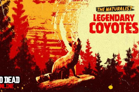 New Legendary Animals Now in Red Dead Online