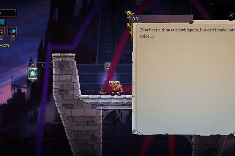 Rogue Legacy 2 You Hear A Thousand Whispers Guide