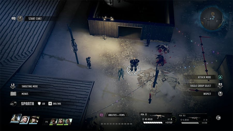 Sneak & Stealth In Wasteland 3
