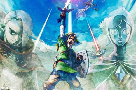 Amazon Listing Leaks The Legend of Zelda: Skyward Sword for Nintendo Switch