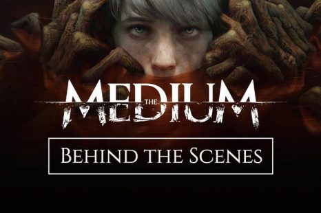 The Medium Gets Behind-the-Scenes Video