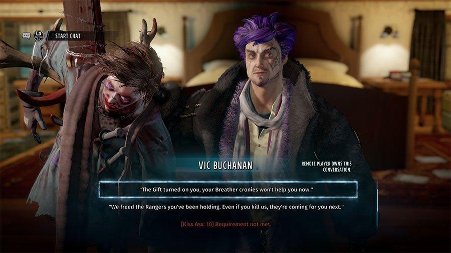 Vic Buchanan