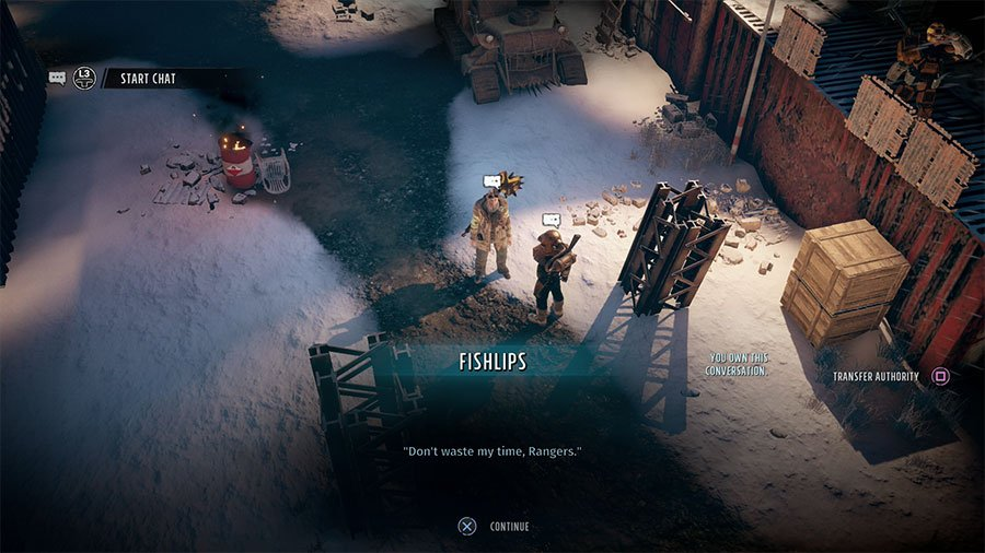 Wasteland 3 Companion Guide