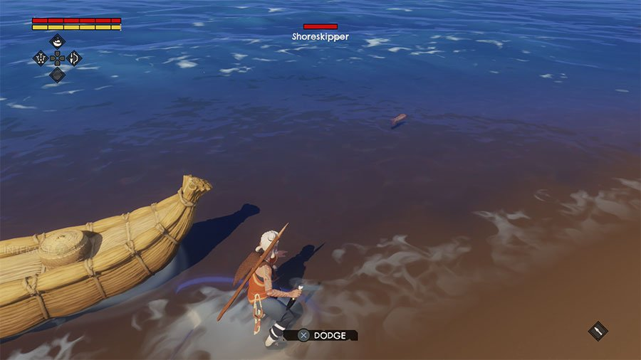 Where To Find Food In Windbound - Fishing