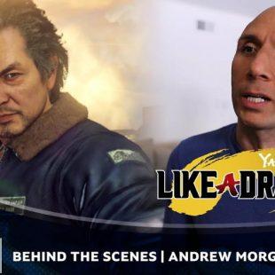 Yakuza: Like a Dragon Gets Andrew Morgado Interview