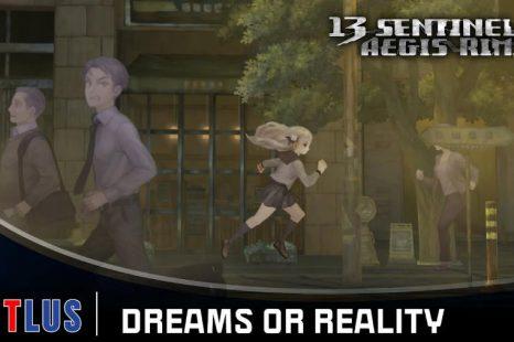 13 Sentinels: Aegis Rim Gets Dreams or Reality Trailer