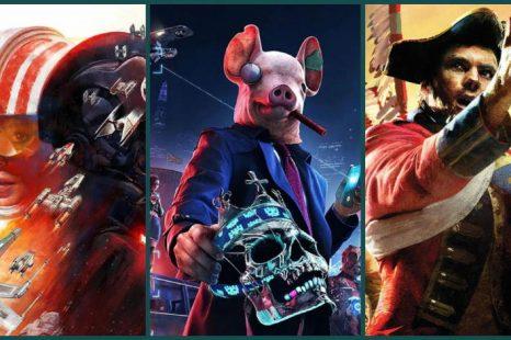 5 Best Games of October 2020