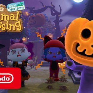 Animal Crossing: New Horizons Getting Fall Update