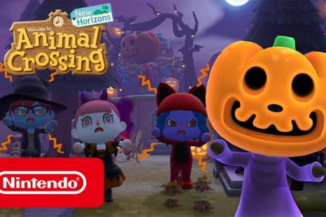 Animal Crossing: New Horizons Getting Fall Update
