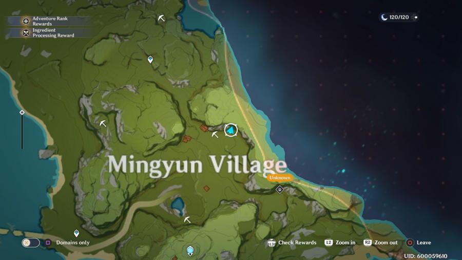 Cor Lapis Location Genshin Impact 2