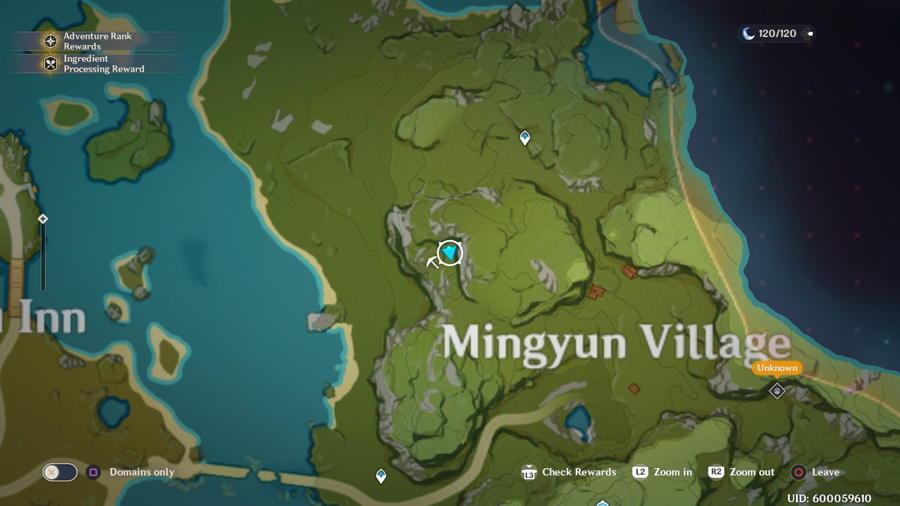 Cor Lapis Location Genshin Impact