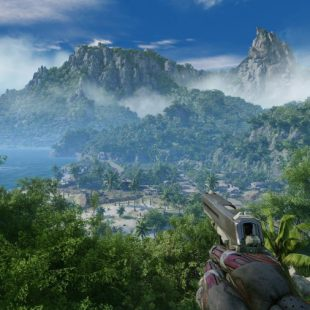 Crysis Remastered Gets Launch Trailer