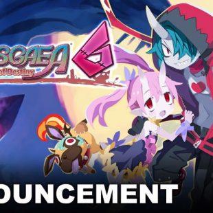 Disgaea 6: Defiance of Destiny Coming Summer 2021