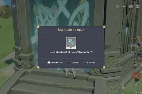 Genshin Impact Mondstadt Shrine Of Depths Key Guide