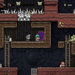 How To Revive Friends In Spelunky 2