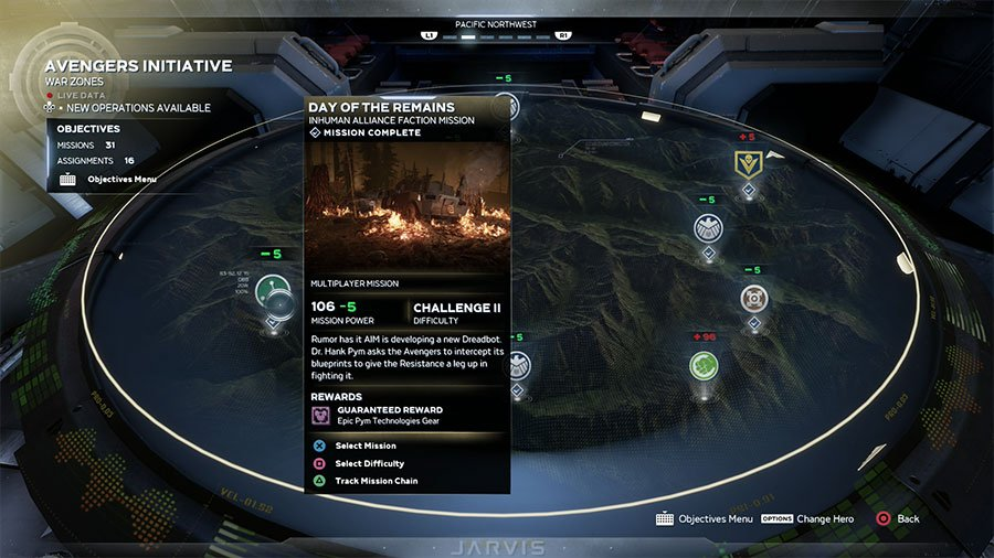 How To Unlock Vault Missions