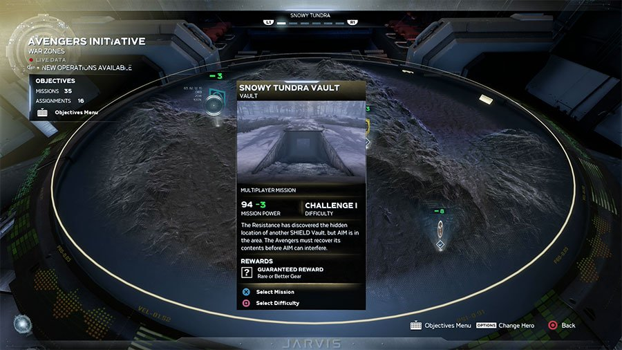 How To Unlock Vault Missions In Marvels Avengers