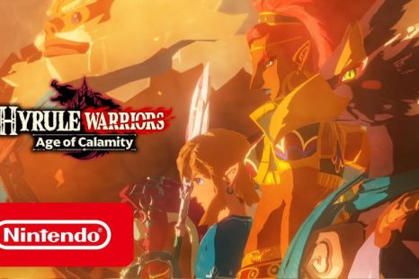 Hyrule Warriors: Age of Calamity Coming November 20