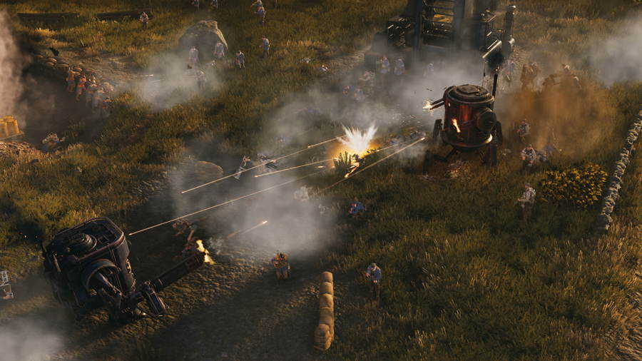 Iron Harvest Honest Game Review