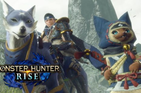 Two New Monster Hunter Entries Coming to the Nintendo Switch