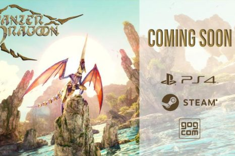 Panzer Dragoon: Remake Coming to PlayStation 4 and PC