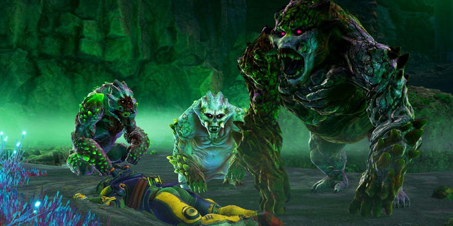 Peril on Gorgon honest game review