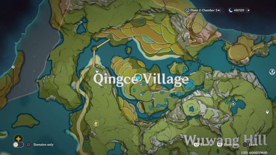 Qingce Village Geoculus 10