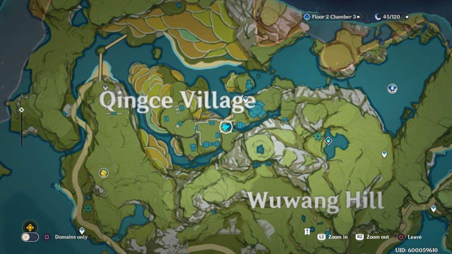 Qingce Village Geoculus 3